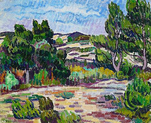 Artwork: Louis Neillot | Landscape