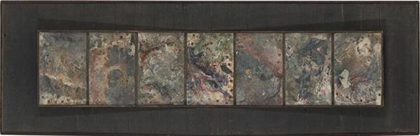 image of Inferno Septych by Andy Wing