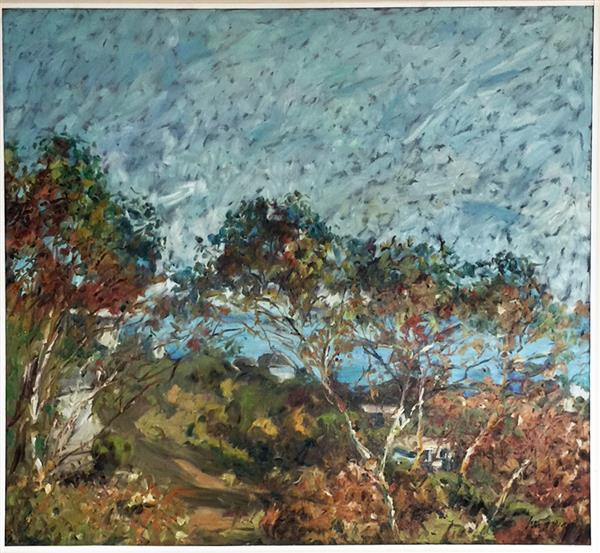 Artwork: Marco Sassone | Emerald Bay